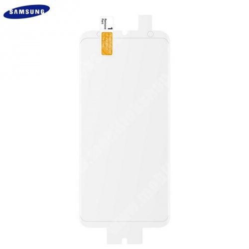 SAMSUNG ET-FG960CTEGWW TPU képernyővédő fólia - TELJES KIJELZÕRE!, 2 db - SAMSUNG SM-G960 Galaxy S9 - GYÁRI