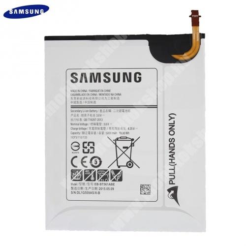 Samsung Galaxy Tab E 9.6 WIFI (SM-T560) / Tab E 9.6 3G (SM-T561) akkumulátor - 5000mAh Li-ION - EB-BT561ABE / GH43-04451A - GYÁRI