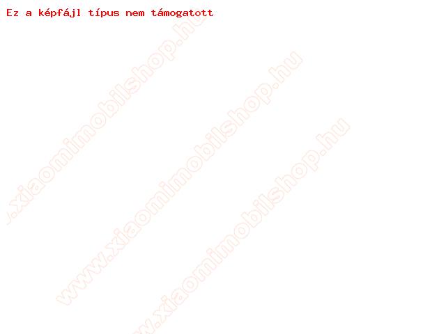 Samsung i9300 Galaxy S III védőkeret - Bumper - kék/átlátszó