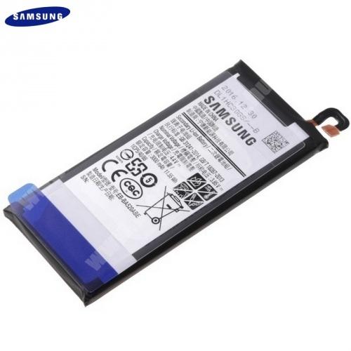 SAMSUNG SM-A520F Galaxy A5 (2017) akkumulátor - 3000mAh Li-ION - EB-BA520ABE / GH43-04680A - GYÁRI
