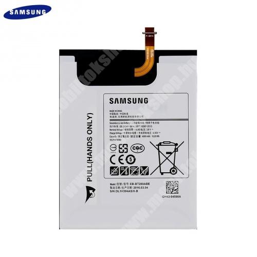 SAMSUNG SM-T280 / SM-T285 Galaxy Tab A 7.0 (2016) akkumulátor - 4000mAh Li-ION - GH43-04588A / EB-BT280FBE - GYÁRI