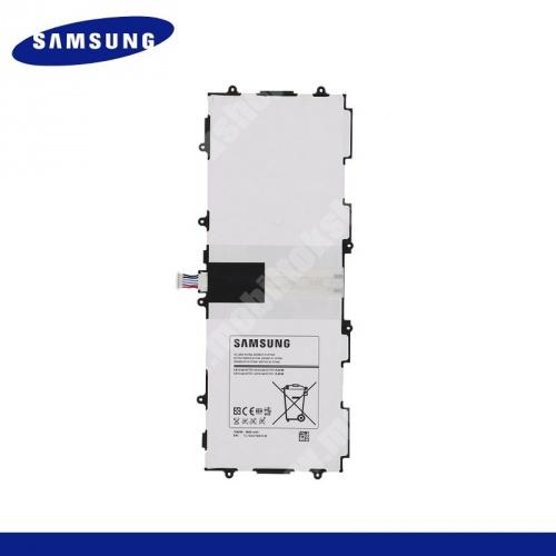 SAMSUNG T4500 akku 6800 mAh LI-ION - SAMSUNG P5200 / P5210 Galaxy Tab 3 10.1 - GYÁRI - Csomagolás nélküli