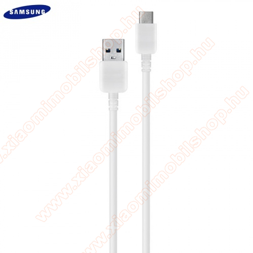 Xiaomi Mi Airdots ProSAMSUNG USB - USB Type-C adat- és töltőkábel 150 cm-es vezetékkel - EP-DW700CWE - FEHÉR - GYÁRI