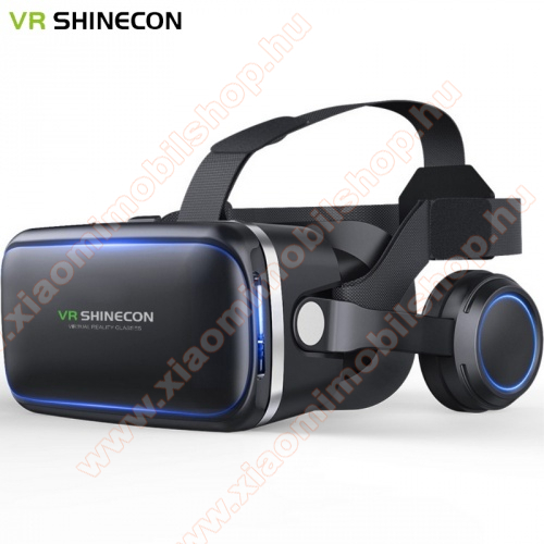 Xiaomi MI-2sSHINECON 6.gen. videoszemüveg - VR 3D, filmnézéshez ideális, 4-6