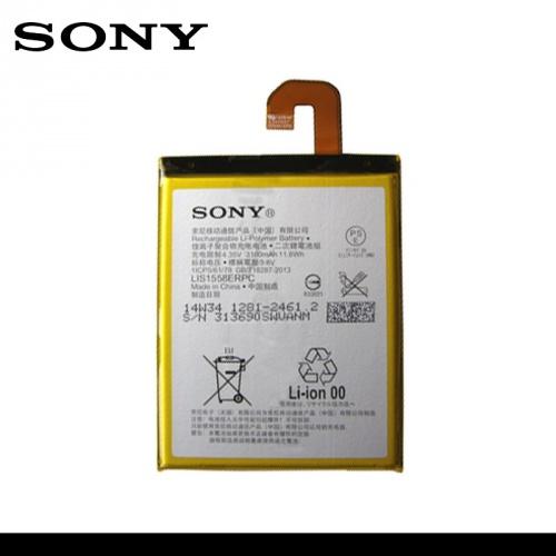 SONY 1281-2461 akku 3100 mAh LI-ION - SONY Xperia Z3 (D6653) - GYÁRI - Csomagolás nélküli