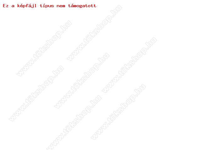 Sony Xperia M5 (E5603/E5606/E5653) S-View Flexi oldalra nyíló flipes tok - pink