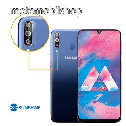 SUNSHINE Hydrogel TPU kameravédő fólia - Ultra Clear, ÖNREGENERÁLÓ! - 1db - SAMSUNG Galaxy M30 (SM-M305F) - GYÁRI