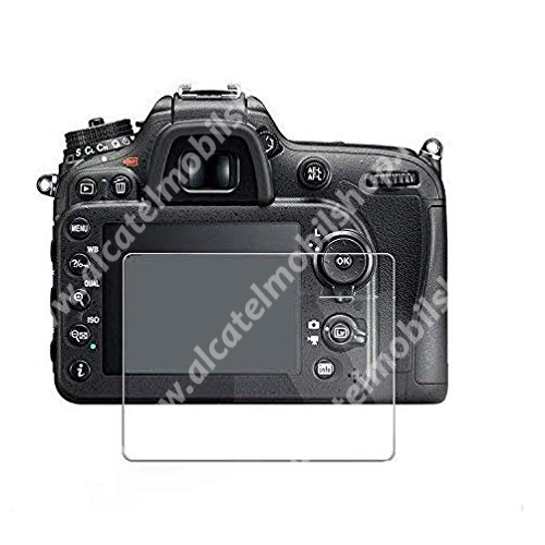 SUNSHINE Hydrogel TPU kameravédő fólia - Ultra Clear - 1db, a kijelzőt védi - Nikon D810 / D800 / D850 - GYÁRI