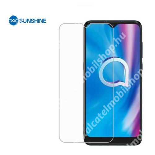 SUNSHINE Hydrogel TPU képernyővédő fólia - Ultra Clear, ÖNREGENERÁLÓ! - 1db, a teljes képernyőt védi - ALCATEL 3L (2020) (OT-5029Y / OT-5029) - GYÁRI