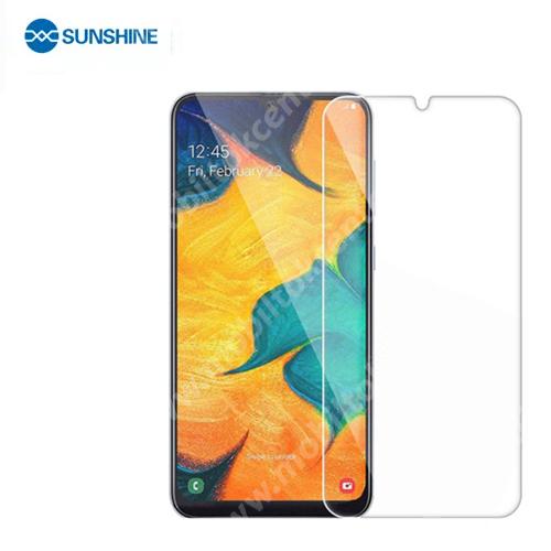 SUNSHINE Hydrogel TPU képernyővédő fólia - Ultra Clear, ÖNREGENERÁLÓ! - 1db, a teljes képernyőt védi - SAMSUNG Galaxy M31 (SM-M315F/DSN) / Galaxy M31 Prime (SM-M315F/DS) - GYÁRI