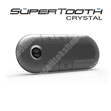 ALCATEL Flash (2017) SUPERTOOTH CRYSTAL BLUETOOTH kihangosító szett hordozható multipoint