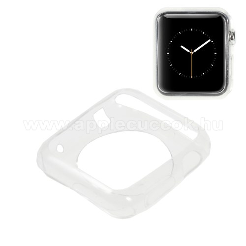 Szilikon v�d? tok - �TL�TSZ� - Apple Watch 38mm