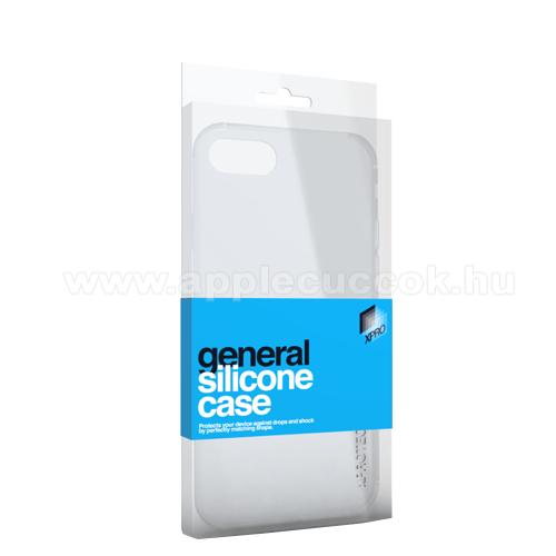 Szilikon v�d? tok / h�tlap - ULTRAV�KONY! 0.33mm - �TL�TSZ� - Xiaomi Mi 8 Lite