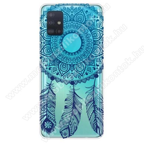 Szilikon védő tok / hátlap - ÁLOMCSAPDA MINTÁS - SAMSUNG Galaxy A51 (SM-A515F)