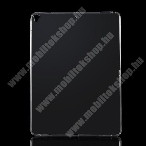 APPLE iPad Pro 12.9 Szilikon védő tok / hátlap - ÁTLÁTSZÓ - APPLE iPad Pro 12.9 (2017) / APPLE iPad Pro 12.9 (2015)