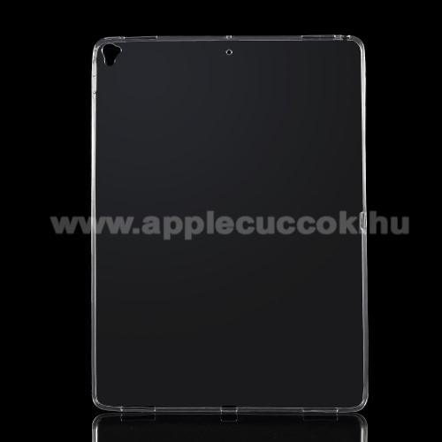 Szilikon védő tok / hátlap - ÁTLÁTSZÓ - APPLE iPad Pro 12.9 (2017) / APPLE iPad Pro 12.9 (2015)