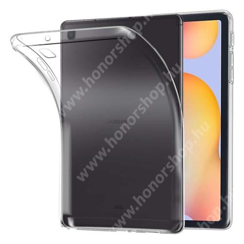 Szilikon védő tok / hátlap - ÁTLÁTSZÓ - SAMSUNG SM-P610 Galaxy Tab S6 Lite (Wi-Fi) / SAMSUNG SM-P615 Galaxy Tab S6 Lite (LTE)