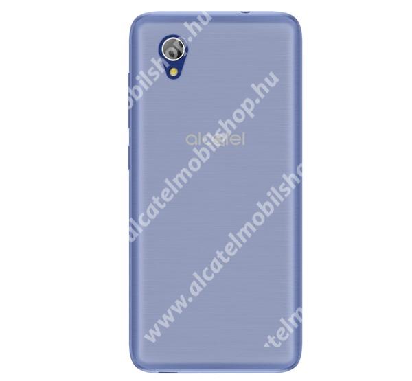 Szilikon védő tok / hátlap - ÁTTETSZŐ - Vodafone Smart E9 / ALCATEL 1 (OT-5033D)