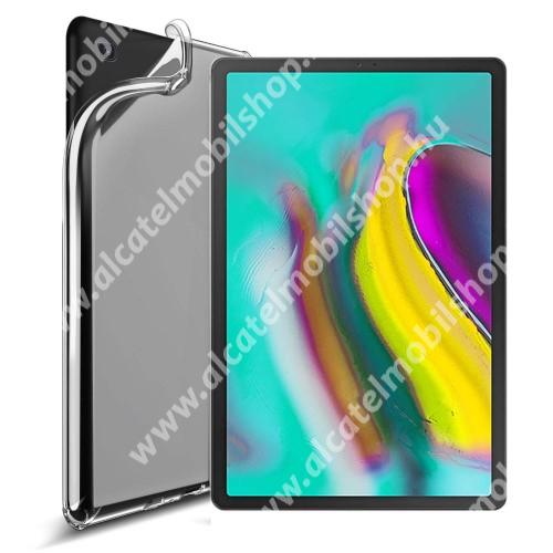 Szilikon védő tok / hátlap - FLEXI - ÁTTETSZŐ - SAMSUNG SM-T725 Galaxy Tab S5e 10.5 LTE / SAMSUNG SM-T720 Galaxy Tab S5e 10.5 Wi-Fi