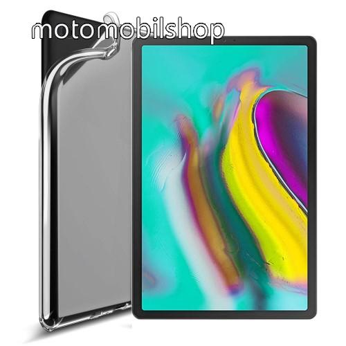 Szilikon védő tok / hátlap - FLEXI - ÁTTETSZŐ - SAMSUNG Galaxy Tab A 10.1 Wi-Fi (2019) (SM-T510) / SAMSUNG Galaxy Tab A 10.1 LTE (2019) (SM-T515)