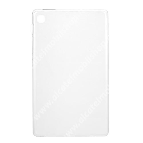 Szilikon védő tok / hátlap - FLEXI - ÁTTETSZŐ - SAMSUNG Galaxy Tab A7 Lite (SM-T220 / SM-T225)