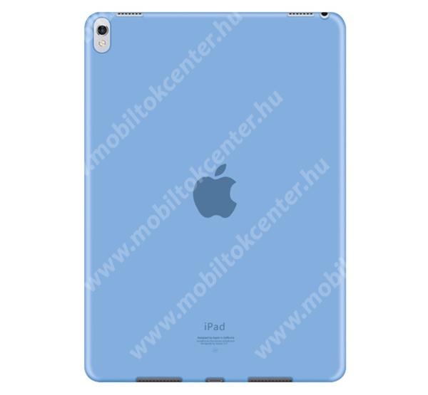 Szilikon védő tok / hátlap - KÉK - APPLE iPad Pro 10.5 (2017) / APPLE iPad Air (2019)