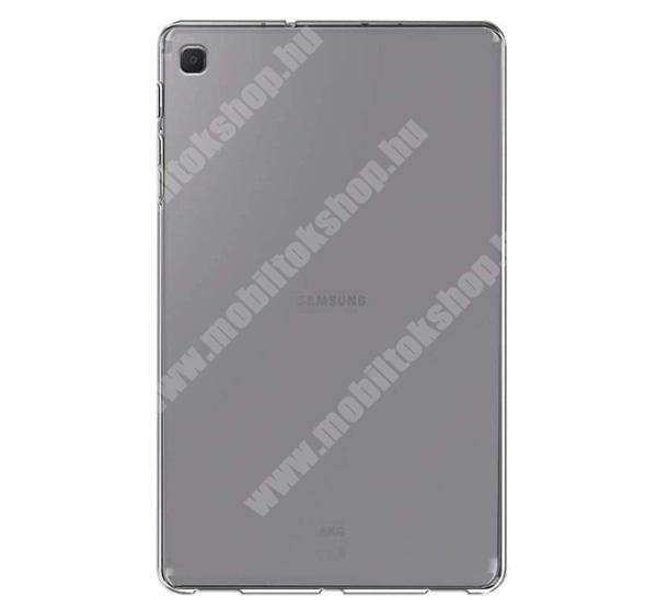 Szilikon védő tok / hátlap - MATT ÁTTETSZŐ - SAMSUNG SM-P610 Galaxy Tab S6 Lite (Wi-Fi) / SAMSUNG SM-P615 Galaxy Tab S6 Lite (LTE)