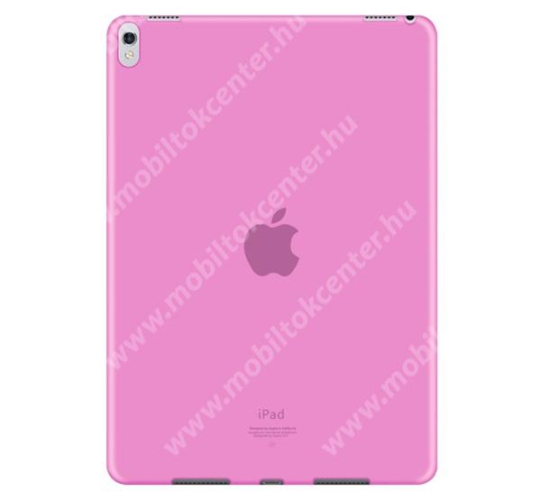 Szilikon védő tok / hátlap - RÓZSASZÍN - APPLE iPad Pro 10.5 (2017) / APPLE iPad Air (2019)