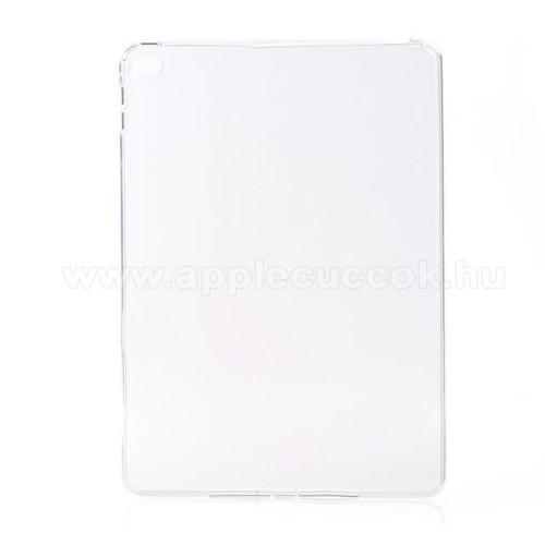 Szilikon védő tok / hátlap - SOFT - FEHÉR - APPLE iPad Mini 4