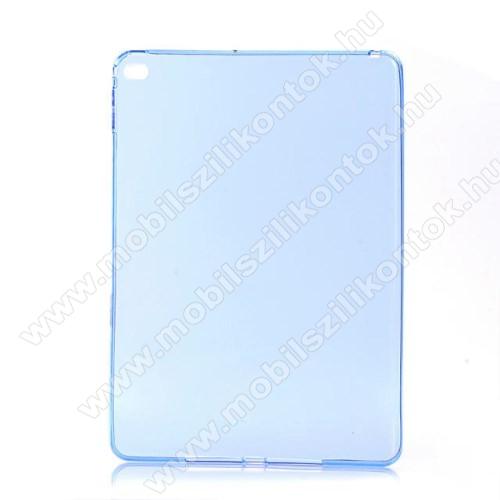 Szilikon védő tok / hátlap - SOFT - KÉK - APPLE iPad Mini 4