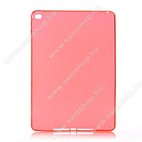 Szilikon védő tok / hátlap - SOFT - PIROS - APPLE iPad Mini 4 / APPLE iPad mini (2019)