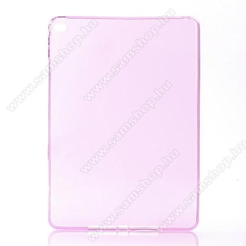 Szilikon védő tok / hátlap - SOFT - RÓZSASZÍN - APPLE iPad Mini 4 / APPLE iPad mini (2019)
