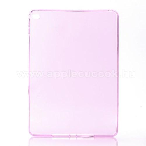 Szilikon védő tok / hátlap - SOFT - RÓZSASZÍN - APPLE iPad Mini 4