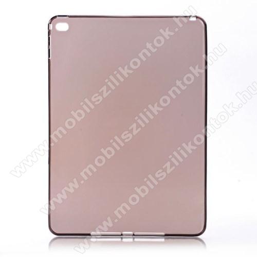 Szilikon védő tok / hátlap - SOFT - SZÜRKE - APPLE iPad Mini 4