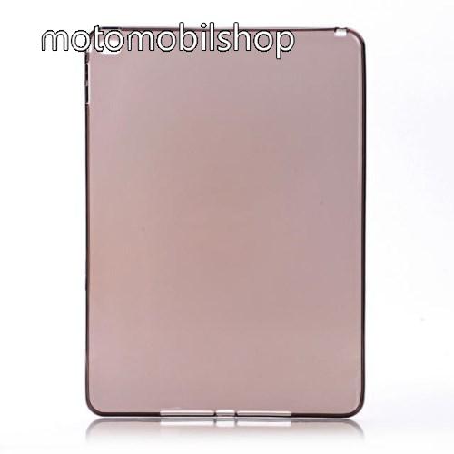 Szilikon védő tok / hátlap - SOFT - SZÜRKE - APPLE iPad Mini 4 / APPLE iPad mini (2019)