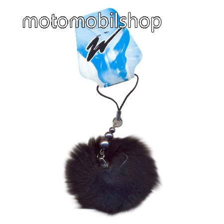 MOTOROLA ZN5 Telefondísz - POMPON - fekete