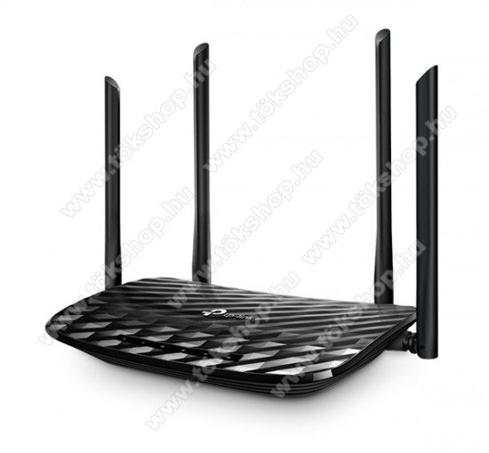 TP-LINK ARCHER C6 AC1200 WIRELESS MU-MIMO DUAL BAND GIGABIT ROUTER