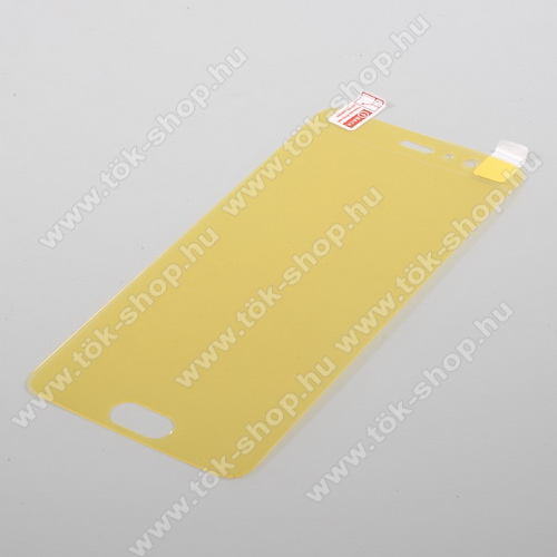 TPU képernyővédő fólia - Anti-glare - MATT! - 1db, törlőkendővel, A TELJES KIJELZŐT VÉDI! - HUAWEI P10 Plus