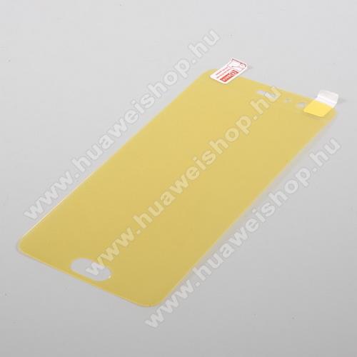 HUAWEI P10 PlusTPU képernyővédő fólia - Anti-glare - MATT! - 1db, törlőkendővel, A TELJES KIJELZŐT VÉDI! - HUAWEI P10 Plus