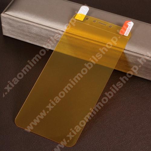 TPU képernyővédő fólia - Ultra Clear - 1db, törlőkendővel, A TELJES KIJELZŐT VÉDI! - Xiaomi Redmi S2 / Xiaomi Redmi Y2