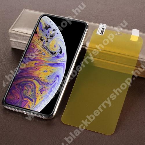 TPU képernyővédő fólia - Ultra Clear - 1db, törlőkendővel, A TELJES KIJELZŐT VÉDI! - APPLE iPhone 11 Pro Max / APPLE iPhone XS Max