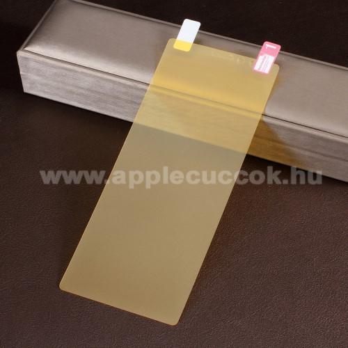 TPU képernyővédő fólia - Ultra Clear - 1db, törlőkendővel, A TELJES KIJELZŐT VÉDI! - SONY Xperia 1
