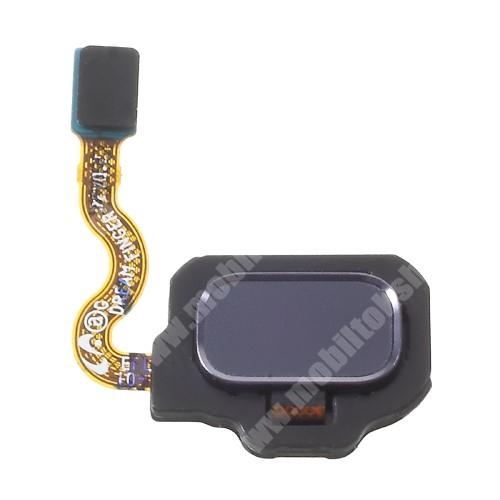 Ujjlenyomat olvasó modul átvezető szalagkábellel - SÖTÉTKÉK - SAMSUNG SM-G950 Galaxy S8 / SAMSUNG SM-G955 Galaxy S8 Plus - GYÁRI