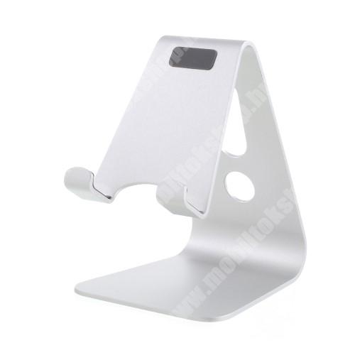 UNIVERZÁLIS alumínium asztali tartó / állvány - FEHÉR