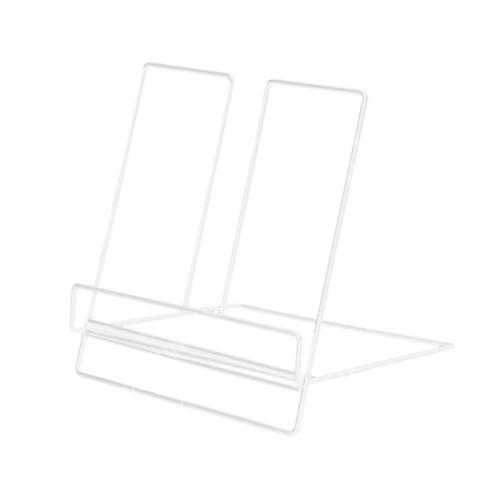 ACER Liquid Z3 UNIVERZÁLIS asztali tartó / állvány - fém, tablet, könyvtartó állvány, 200 x 180 x 205mm - FEHÉR