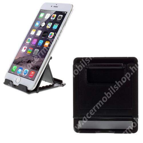 ACER Liquid Z330 UNIVERZÁLIS asztali telefon tartó, állvány - FEKETE