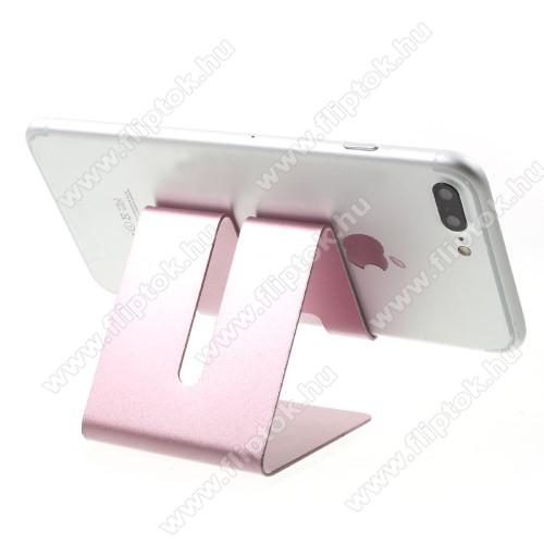 Huawei Enjoy 10UNIVERZÁLIS asztali telefon tartó, állvány - ROSE GOLD