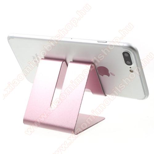 Xiaomi Mi A1UNIVERZÁLIS asztali telefon tartó, állvány - ROSE GOLD
