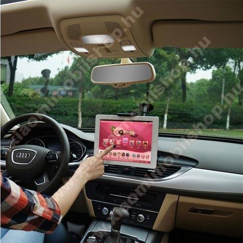 Xiaomi Mi 4sUNIVERZÁLIS autós / gépkocsi tartó - tapadókorongos, 27cm-es hosszú karral!, 360°-ban forgatható - 5-10