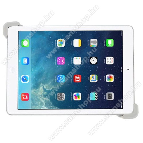 SAMSUNG P6210 Galaxy Tab 7.0 PlusUNIVERZÁLIS autós tablet PC tartó - fejtámla rúdra rögzíthető, 360°-ban forgatható, 7-12